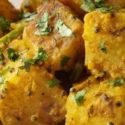 Pieczone ziemniaki po indyjsku