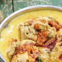 Indyjskie pulpety brokułowe w jogurtowym sosie