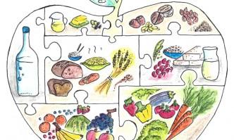 Puzzle żywieniowe