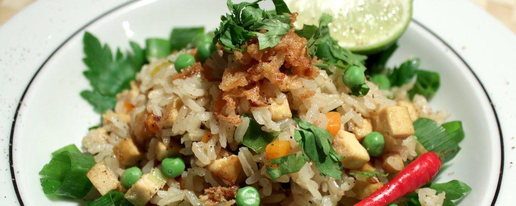 Smażony ryż po kambodżańsku