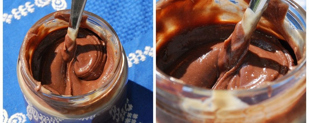 Krem czekoladowo-orzechowy do smarowania