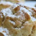Cytrynowe muffinki z ciecierzycy
