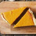 Pumpkin Pie (Ciasto dyniowe)