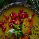 Najłatwiejsza zupa-krem curry