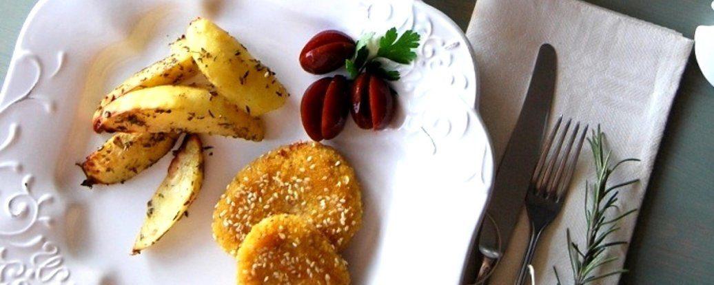 Najprostsze nuggetsy z kaszy jaglanej