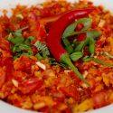 Salsa z papryczek chilli