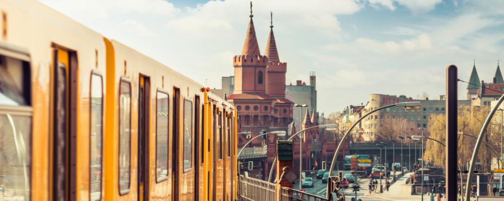Roślinne podróże: Wegański Berlin